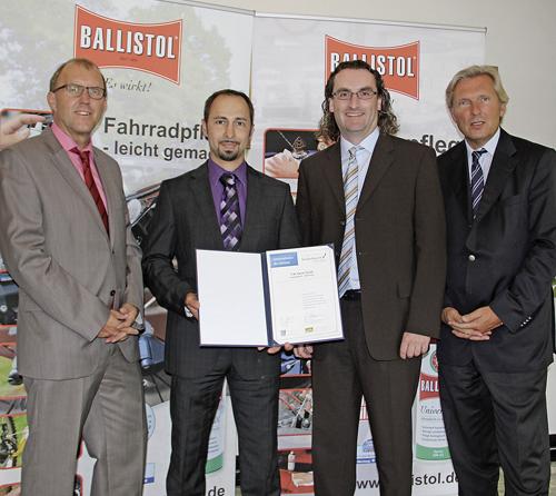 Logo-Ballistol